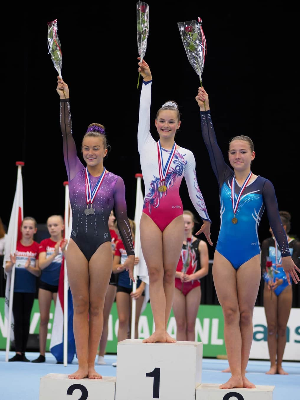 ESB Secondary Student Captures Dutch Gymnastics Championship