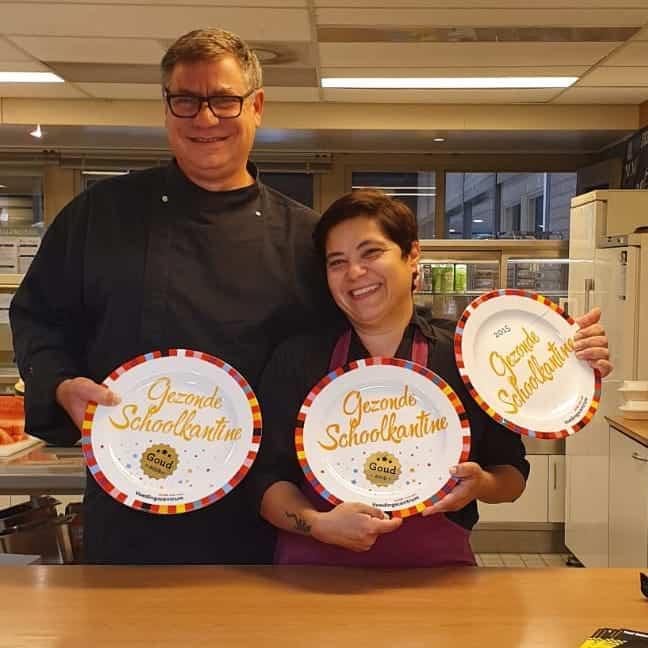 ESB Canteen, Luna Rossa Earns Another Gezonde Gold Plate, 2019