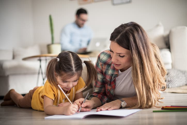 Tips for Families Educating Young Students at Home